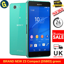 Sony Xperia Z3 Compact Z3 Compact D5803 - 16GB - Green (Unlocked) Smartphone UK