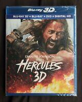 Hercules Blu-ray 3D/Blu-ray/DVD/Digital HD