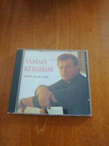 Sammy Kershaw - Feelin' Good Train Very Good Condition (CD 1994)