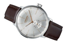 Junkers Men's 6032-5 Bauhaus Hand Wound Mechanical 40mm Timepiece
