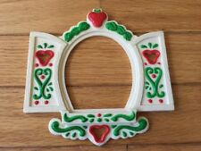 Vintage - Strawberry Shortcake - Berry Happy Home - 2nd Floor Front Window Frame