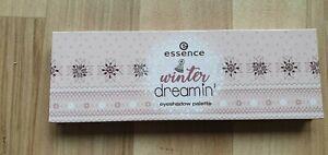 Essence Winter Dreamin' Eyeshadow Palette Lidschatten
