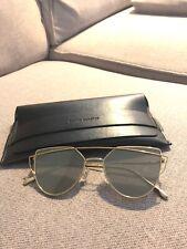 f8c54cf23ef Gentle Monster Lovepunch Mirrored Sunglasses