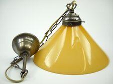 Lampadario ottone brunito,lampadari vetro ministeriale sospensione1 luce l1025