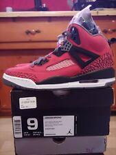 Jordan Spizike Toro Red Size 9 DS