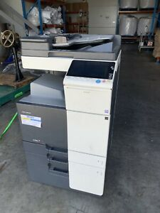 Konica Minolta Bizhub C258 Full Colour A3/A4  Printer/ Scanner / Copier