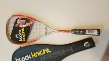 Black Knight Junior Graphite Squash Racquet (New Item) Length: 24 inch