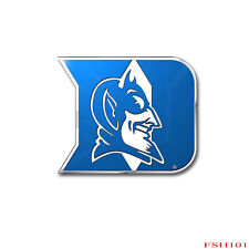 Duke University Blue Devils Color 3D Sticker Decal Emblem Car Truck Made in USA