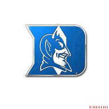 Duke University Blue Devils Color 3D Sticker Decal Emblem Car Truck Made in USA