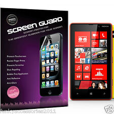 5 Pack High Quality Clear Film LCD Screen Protector for Nokia Lumia 820
