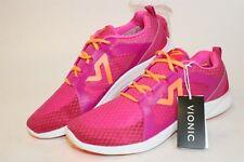 Vionic Sar Womens 11 43 M Med Pink Mesh Sneakers Athletic Walking Comfort Shoes
