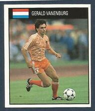 ORBIS 1990 WORLD CUP COLLECTION-#133-HOLLAND & PSV-AJAX-GERALD VANENBURG