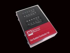 Seymour Duncan Hot Rodded Humbucker Pickup Set 11108-13-B NEW!