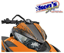 ARCTIC CAT 2012-2014 F-SERIES ORANGE FLYSCREEN SNOWMOBILE WINDSHIELD 5639-793