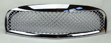 Chevy HHR 06-11 Front Mesh Chrome Upper Hood Sport Grill Honeycomb