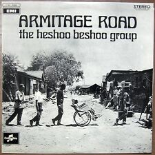 THE HESHOO BESHOO GROUP Armitage Road LP OG FRENCH  PRESS MINT/MINT