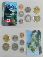 Kanada / Canada KMS 2007-2013 im Blister unz.