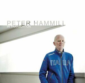 Peter Hammill In Translation LTD 1LP White Vinyl 2021 Fie! Records