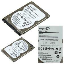 Seagate video 2.5 HDD 320gb SATA 2.5in 5400rpm 16MB 3gb/s 7mm