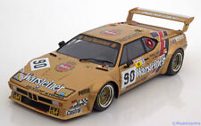 1:18 Minichamps BMW M1 (E26)  #90, 24h Le Mans 1983 Warsteiner