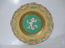 New listing Beautiful Antique Minton England Porcelain Plate, 10''1/2
