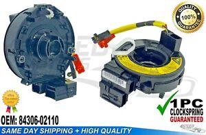 Clockspring Fits:Toyota Corolla Matrix 03-08 4Cyl 1.8L Scion xA xB 84306-02110