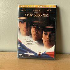 A Few Good Men (DVD, 2001 Widescreen Special Edition) Tom Cruise