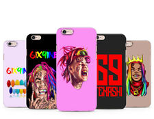 Tekashi69 6ix9ine American rapper and songwriter phone case cover for iPhone