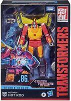 Transformers: Studio Series ~ HOT ROD (#86-04) FIGURE ~ Voyager Class