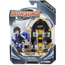 Jakks Pacific Monsuno Stock Clip Wave #2 Storm Yellow S.T.O.R.M. New 24997
