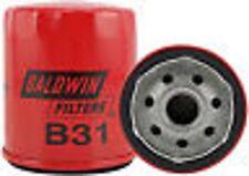 Baldwin Filter B31, Full-Flow Oil Spin-on