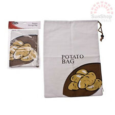 100% Genuine! D.LINE Potato Storage Bag 33 x 46cm Keep Potato Fresh for Longer!