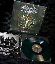 BETRAYER- Calamity Green Vinyl LP 2918