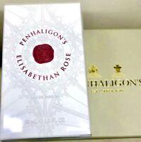 Penhaligon's ELISABETHAN ROSE EDP 30ml Perfume Spray ~New Sealed In Box BNIB £76
