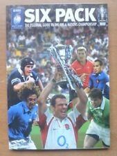 Six Nations Guide (Six Pack), 2004.