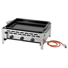 activa Catering Roasters 12kw 3 Flame With Enamelled Pan