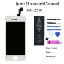 Iphone 5S LCD reparatie en upgrade kit voor de advanced - Wit