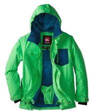 Quiksilver Boys Ski Snowboarding Versus Jacket,Size S (10 Kids), NWT