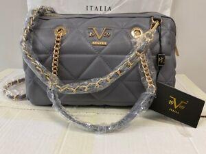 Versace 19v69 italia Womens Small Hand Bag  VI20AI0019  Trapunta