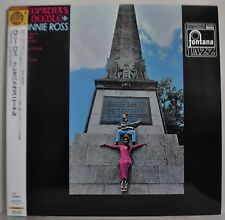 Ronnie Ross Cleopatras Needle Japan gatefold LP 2006 UCJU-9053 Insert Obi