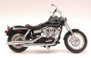 Harley Davidson Fxdbi Dyna Street Bob 2006 1:12 Maisto MI32325