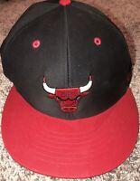 90s Chicago Bulls Snapback Hat Cap Boys Youth NBA Basketball- NWT