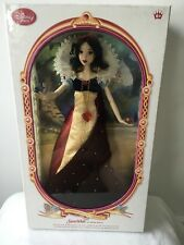Disney Snow White Limited Edition First Edition 17inch Collectible Doll