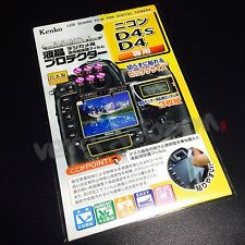Kenko KLP-ND4S LCD Screen Protective Film for Nikon D4S D4 Original Brand New