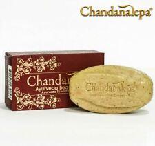 Chandanalepa Ayurvedic Natural Herbal Beauty Soap Sandalwood youthful skin 100g