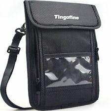 TripYee Travel Wallet Neck Wallet and RFID Passport Holder NeckDurable Black
