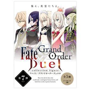 New Fate/Grand Order Duel collection figure Vol.7 BOX w/Bonus TYPE-MOON