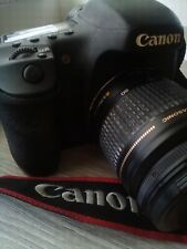 Canon EOS 7D 18.0 MP Digital SLR Camera + Battery Grip + Canon 28-80mm f3.5-5.6