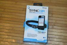 Sportline Sync HR Bluetooth Heart Rate Monitor Soft Strap (SP3015BK)