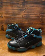 EUC Air Jordan 6 Rings Gamma Blue 322992-089 Size 12